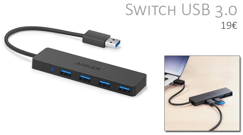 Switch USB 3.0